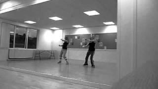 Rebecca Stenhouse and Gemma Lawson Dancing!
