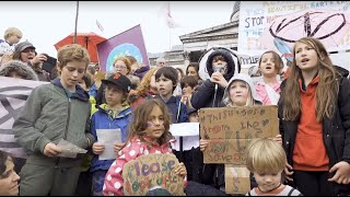SOS from the Kids | Extinction Rebellion