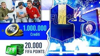 ODDIO!!! TROVO IL TOTY NEL PACCHETTO DA 1.000.000 DI CREDITI!