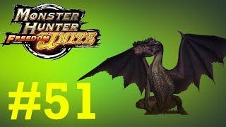 Monster Hunter Freedom Unite - Online Quests -- Part 51: Legendary Black Dragon - Fatalis