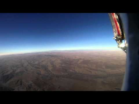 High Altitude Balloon launch to 25km in 1080p