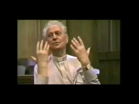 Richard Wurmbrand - Dumnezeu nu are in Vedere Fata Omului   Predica Video