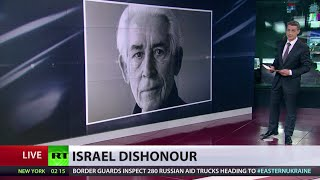 91yo Dutch man returns Israeli WWII medal after Gaza strike kills his relatives