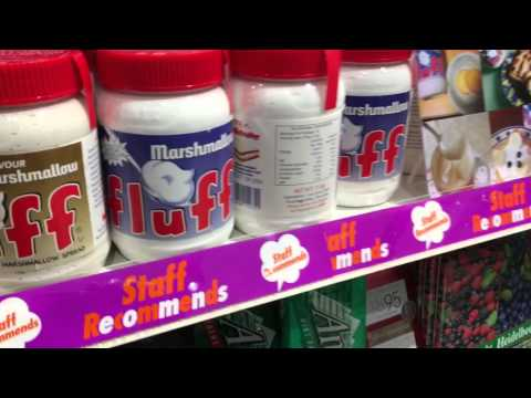 What is Marshmallow FLUFF!!