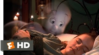 Casper (7/10) Movie CLIP - Can I Keep You? (1995) HD