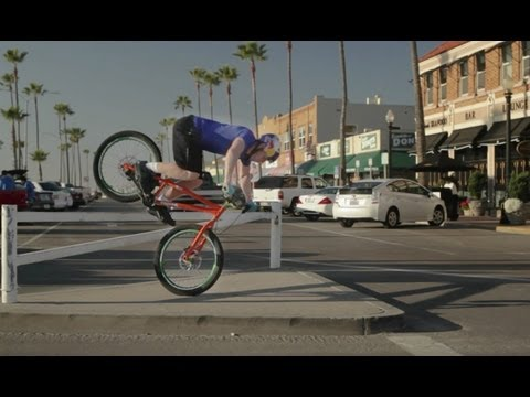 Danny MacAskill's Imaginate Series Trailer