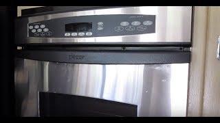 Dacor Oven Door Hinge Replacement