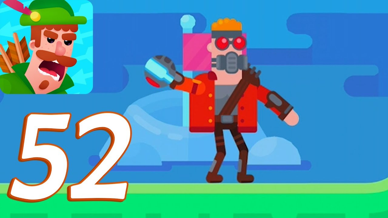 bowmasters how to get diggersteve on android