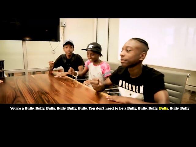 B.U.L.L.Y - MUSIC VIDEO KARAOKE