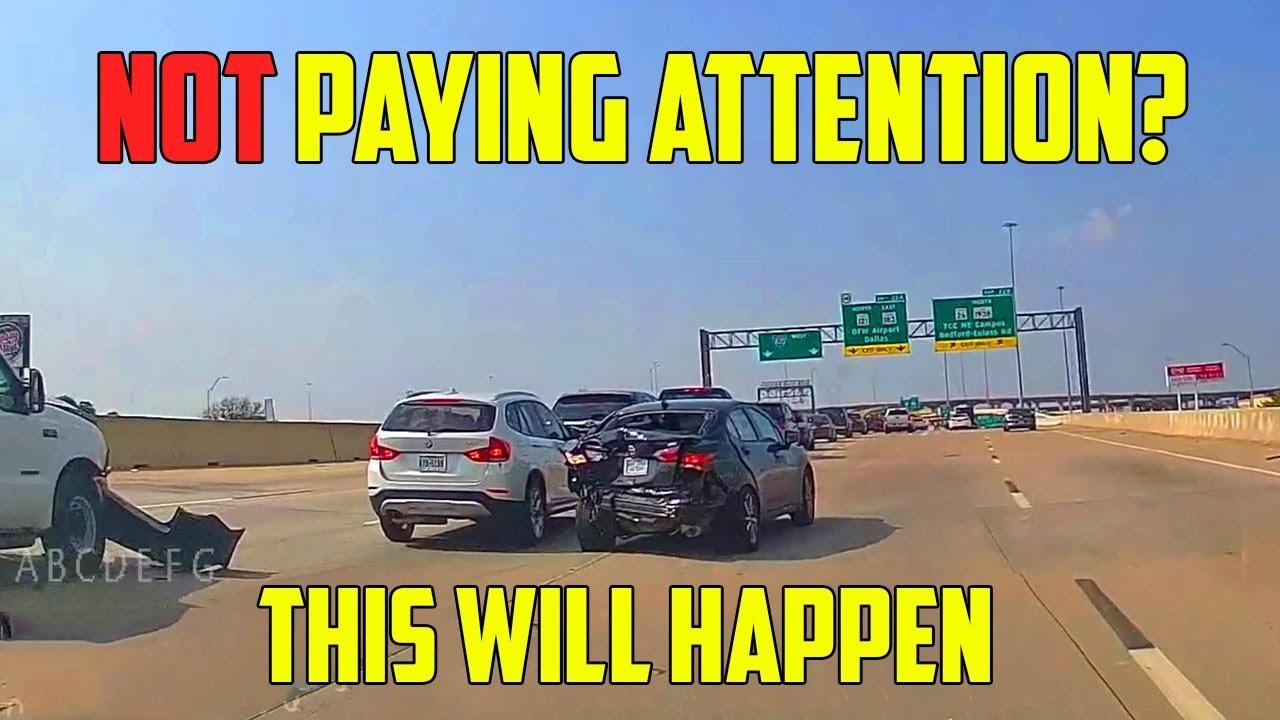 Road Rage USA, Driving Fails & Bad Drivers Compilation 2021 (Car Crashes!) #128