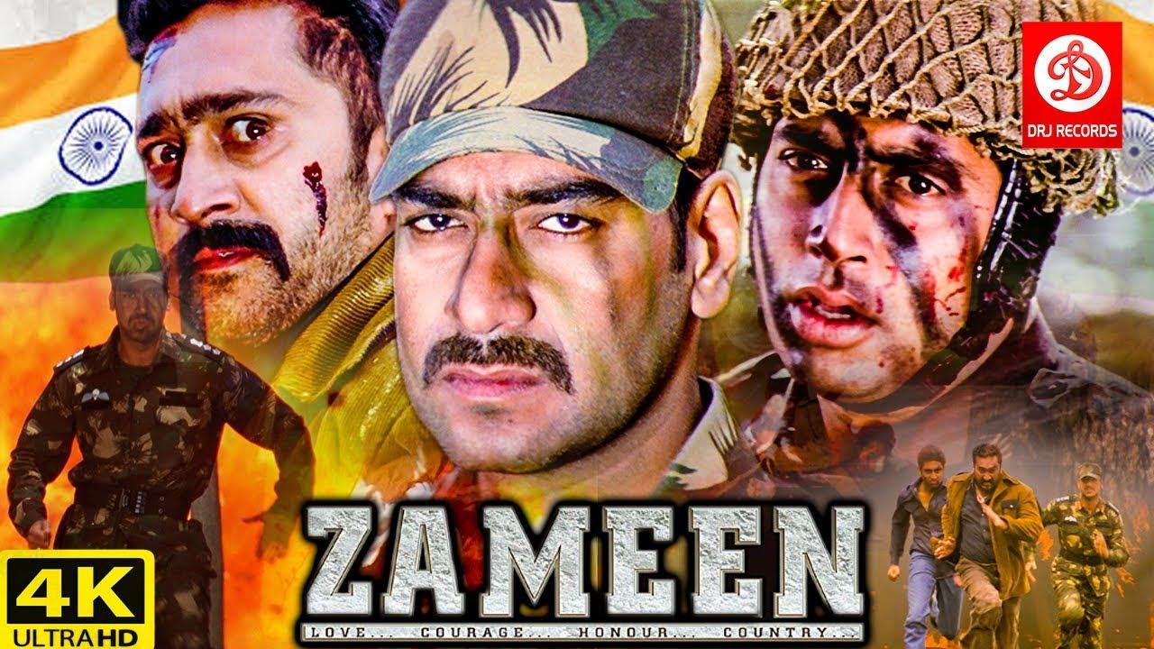 Zameen - Bollywood Action Movies | Ajay Devgn, Abhishek Bachchan & Bipasha Basu Superhit Hindi Movie