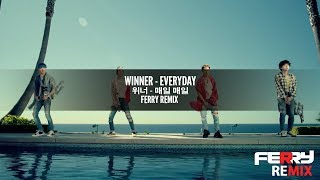 Yo folks! i'm back with another kpop remix sure its my first time doing a of winner's tracks! i just heard 'everyday' is kinda famous these days an...