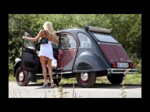 2 CV Citroën en Paradoxie