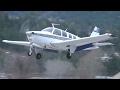 Beechcraft Bonanza Landing