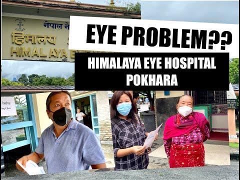 DORJE needs glasses / Himalaya Eye Hospital Pokhara / AMA HAS GLAUCOMA? / Pokhara Vlogs