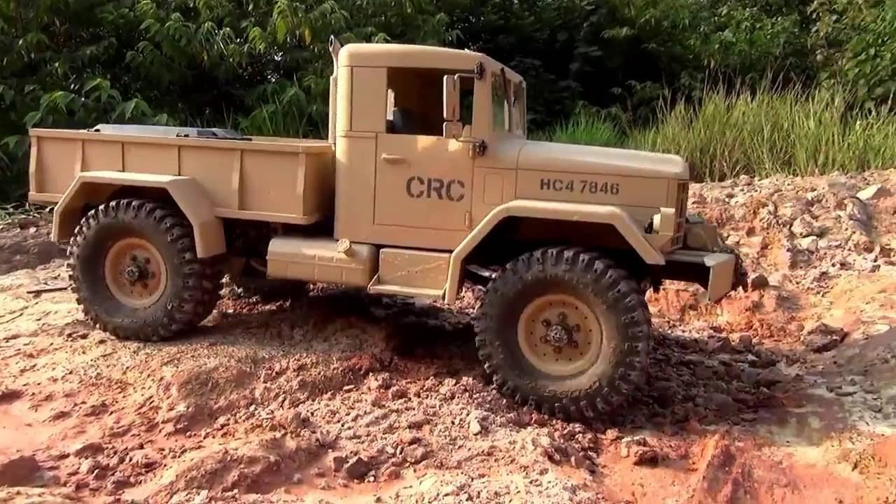 HC4 Cross Rc Truck 4x4 1/10 High Performance
