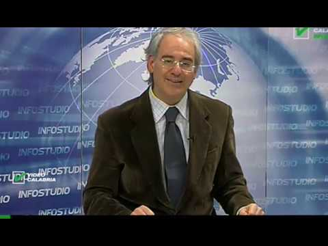InfoStudio il telegiornale della Calabria notizie e approfondimenti - 30 Marzo 2020 ore 19.15