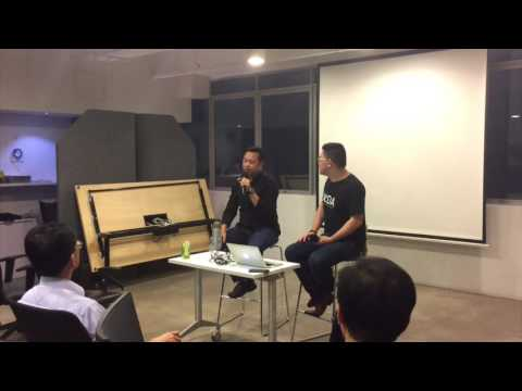 IxD Session: Conversation with Raven Chai, UX Consulting