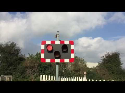 15-10-16 - Derbyshire & North Staffordshire Level Crossings & Stations