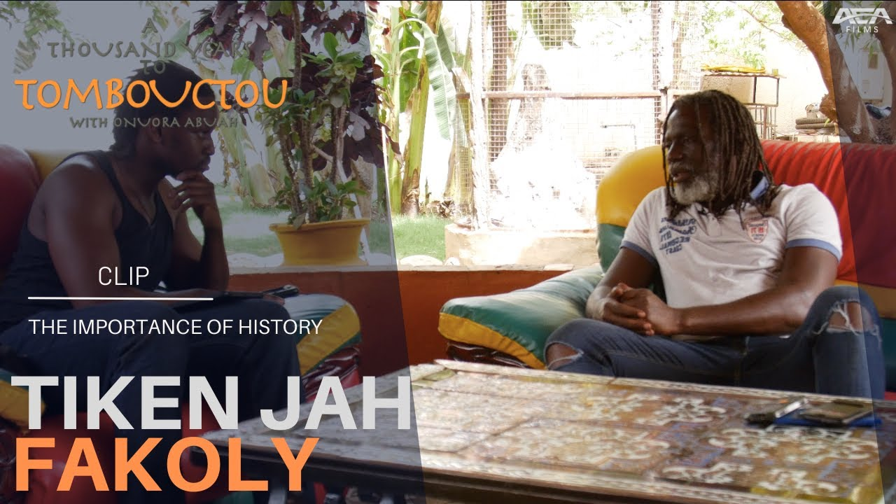 Tiken Jah Fakoly | The Importance of History