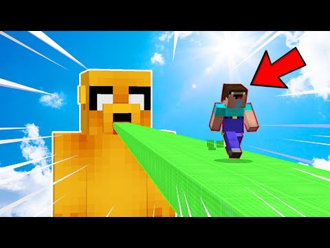 ESCAPE OF MIKECRACK OR DIE! 🙉 MINECRAFT TROLL NO PREMIUM (ESCAPE OF THE BEAST)