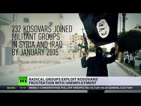 Grim Outlook: Unemployment pushes Kosovars to join ISIS ranks