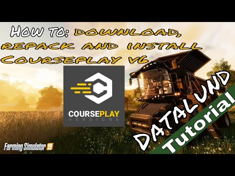 Download How To Download And Install Courseplay For Farming