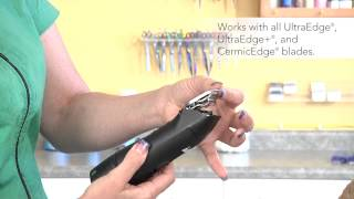 Andis Super AGR+ Cordless Animal Clipper