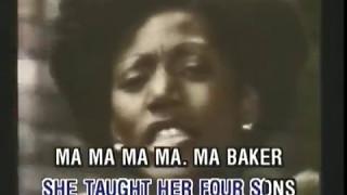 Boney M - Ma Baker - Lyrics - Classic