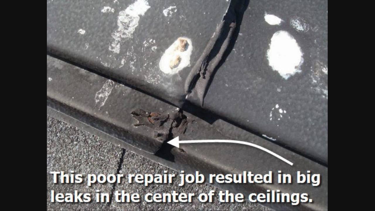 Md Roof Repair Ridge Vent And Shingle Leaks In Laurel Md