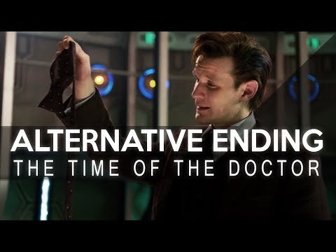 The Time of The Doctor - Alternative Ending [No Regeneration AU]