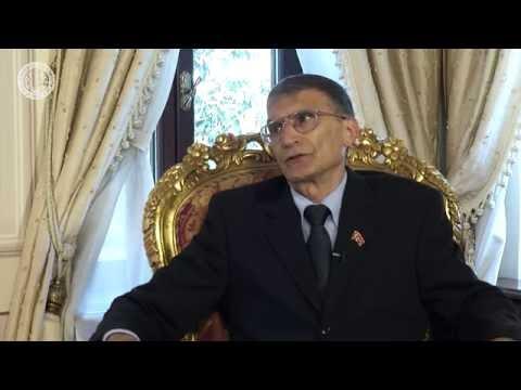 Prof. Dr. Aziz Sancar Ropörtajı