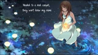 ♫★♫ [HD] Nightcore ♫★♫ Ships In The Night ♫★♫ with Lyrics [ON SCREEN] ♫★♫