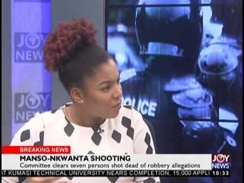 Manso-Nkwanta Shooting - News Desk on JoyNews (19-11-18)