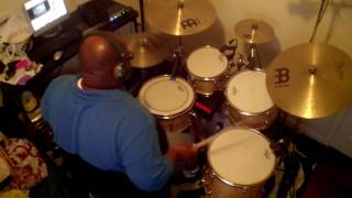 Hezekiah Walker - Better (Drum Cover)