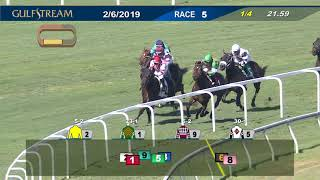 Gulfstream Park Replay Show | February 6, 2019
