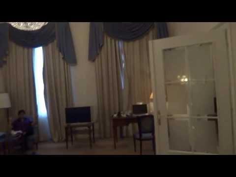 Aruna & Hari Sharma in Hotel de France Executive Suit Nr. 301, Vienna, Austria Sept 20-26, 2013