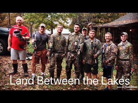 Land Between The Lakes 2017!
