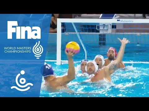 LIVE - Water Polo Day 6: Oázis Sport Club - Millennium HUN | FINA World Masters 2017 Budapest