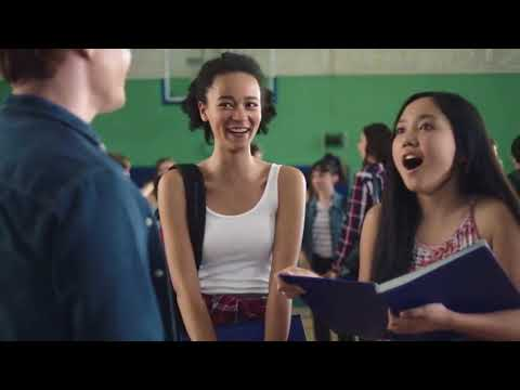 i put the best day ever over a school shooting safety PSA