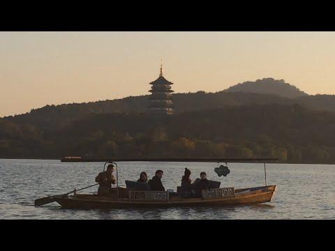 Feng Travels - Ep 3. 杭州 Hangzhou HD (sub)