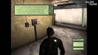 Tom Clancy's Splinter Cell #1 - Вступление в «Третий эшелон»
