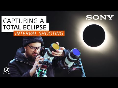 Capturing Total Eclipse Using Interval Shooting Mode | We Are Alpha