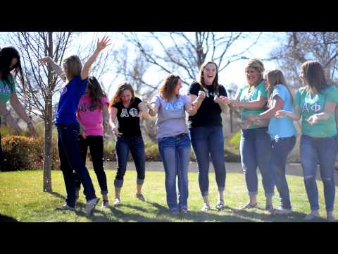 Alpha Phi - Northern Colorado 2015 Recruitment Video