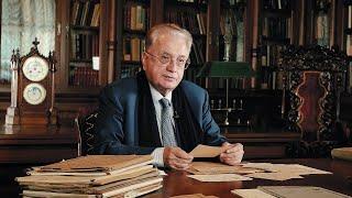 Генеральному директору Государственного Эрмитажа Михаилу Пиотровскому исполнилось 75 лет.