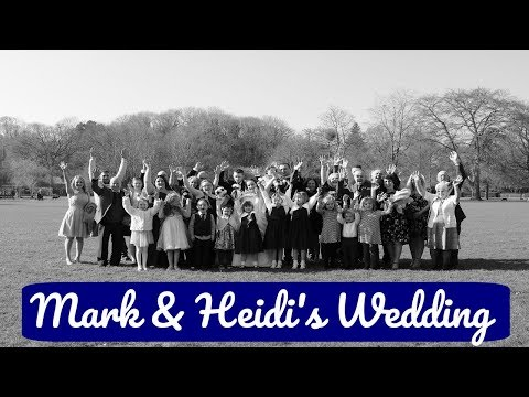 Heidi and Mark's Wedding 2018