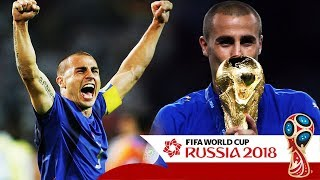 Huyền thoại World Cup | Fabio Cannavaro