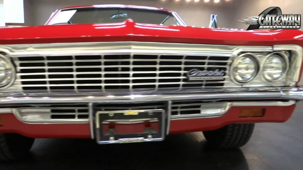 1966 Chevrolet Impala SS for sale at Gateway Classic Cars in St ...