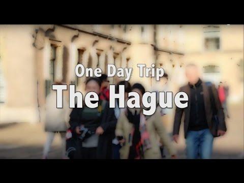 荷兰海牙一日游: One Day Trip The Hague
