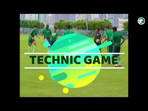 KSA U23 Report 12 OF MAY 2018  COACH SAAD & ANALYST MAJDI